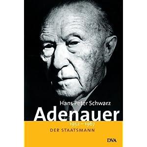 51qZks5OMcL. SS300  - Adenauer, Der Staatsmann 1952-1967