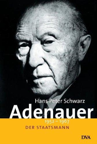 51qZks5OMcL - Adenauer, Der Staatsmann 1952-1967