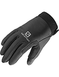 Salomon Nordic Junior - Guantes para niño, color negro, talla XL