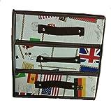 VelVeeta New Storage Cabinet Organizer 3 Drawer Storage Box High Quality