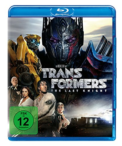 Bild von Transformers 5 - The Last Knight  (+ Bonus-Disc) [Blu-ray]