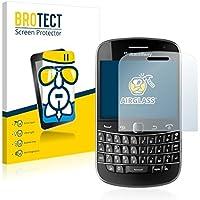 BROTECT AirGlass pellicola vetro flessibile per RIM BlackBerry Bold Touch 9900 (estremamente robusta, ridotto spessore, elevata trasparenza, anti-impronte e antimacchia, installazione senza bolle)