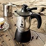 Bialetti-Kremina-Caffettiera-3-Tazze-per-Un-Caff-con-Una-Soffice-Crema-Vellutata-Alluminio-Black-30-X-20-X-15-cm-10-Piece
