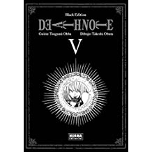 Death note Black edition 5 (CÓMIC MANGA)