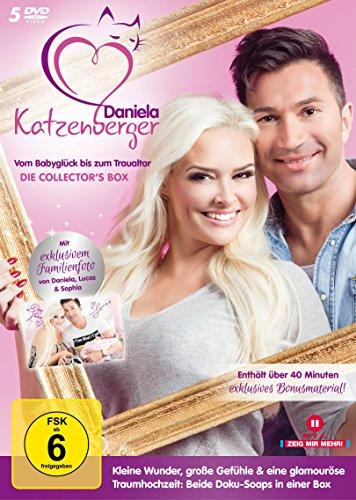 Daniela Katzenberger: Vom Babyglück bis zum Traualtar (Collector's Box) (5 DVDs)