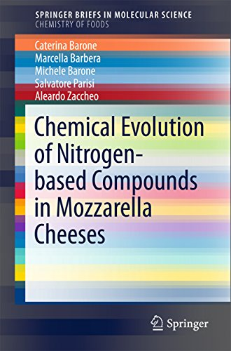 Chemical Evolution of Nitrogen-based Compounds in Mozzarella Cheeses (SpringerBriefs in Molecular Science) (English Edition)
