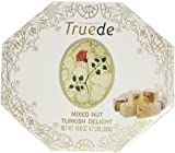 Truede Mixed Nut Turkish Delight in Hexagonal Box 300 g (Pack of 2)