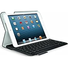 Logitech Ultrathin Keyboard Folio - Funda para tablet Apple iPad Mini, negro - teclado QWERTY Español