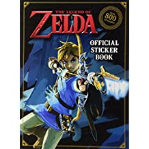 The Legend of Zelda Official Sticker Book (Nintendo) (Sticker Books)