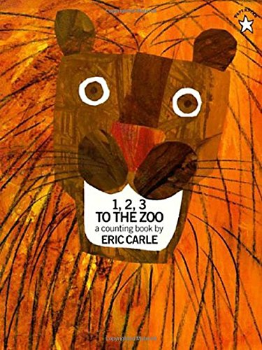 1, 2, 3 to the Zoo Trade Book