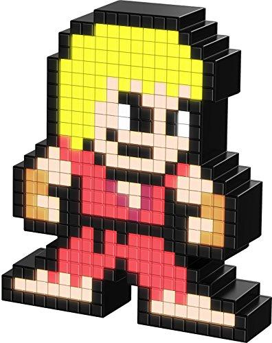 Pixel Pals de Street Fighter de Ken