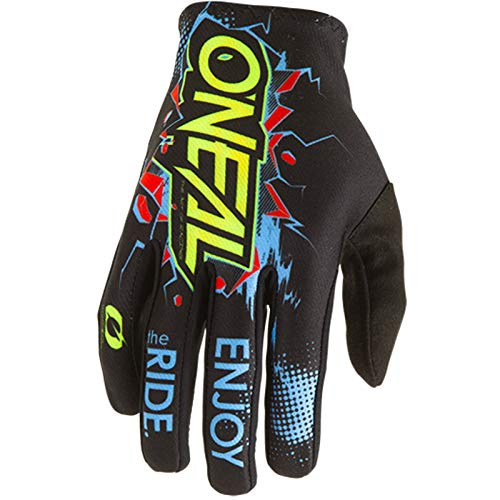 O\'NEAL Kinder Handschuhe Matrix Villain Youth, Schwarz, S, 0388-VYouth