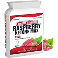 Preisvergleich für Body Smart Herbals - 30 Raspberry Ketones Extreme Weight Loss Slimming Dieting Fat Burner Aid Pills One Month...