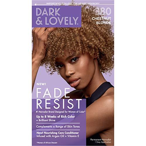 Dark & Lovely Color :380 Chestnut Blond