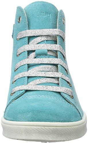 Lepi 2858leq, Sneakers basses fille Türkis (art.2858 C.12 Turchese)