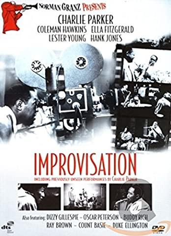 Norman Granz Presents Improvisations [2 DVDs]