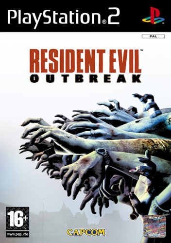 Capcom Resident Evil Outbreak, PS2 - Juego (PS2)