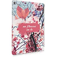No Flowers No Hi Vintage Flowers Hard Plastic Protective Snap On Case Cover For Apple iPad Air 2