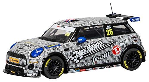 Scalextric C3873 BMW Mini Cooper F56 Challenge 2016