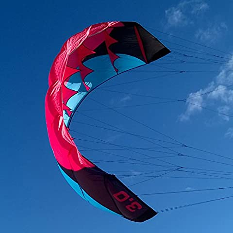 Spiderkites Mono 3.0 Lenkmatte (Anfänger Single Line Kite)