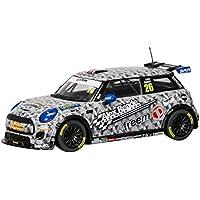 Scalextric C3873 Bmw Mini Cooper F56 Challenge 2016 - Ranura para coche