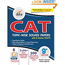 CAT Topic-wise Solved Papers