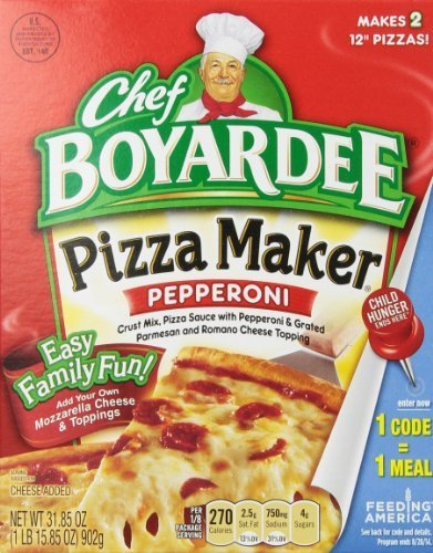 chef-boyardee-pepperoni-pizza-maker-kit-3185-ounce-pack-of-6-by-chef-boyardee