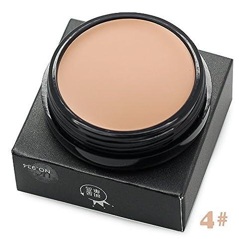 Professional Base Maquillage Correcteur Fond de teint crème 10couleurs RQ560/50hydratant