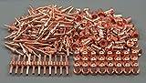 PT31 LG-40 Cortador de Plasma Corte Consumible Plasma TIPS Electrodo Extended 200pk