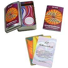 Ich-Bin Energiekartenset: Lebe deine Ich-Bin-Präsenz und deine Verbundenheit zu allem - Buch mit 33 Energie-Karten