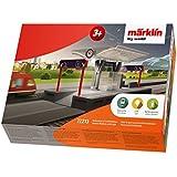 """Märklin 72213 - """"Bahnsteig mit Licht - my world"""" Fahrzeug"""