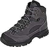 Hanwag Banks II Wide GTX - Asphalt-Black