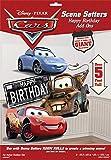 Cars Happy Birthday Bildposter, 2 Stück