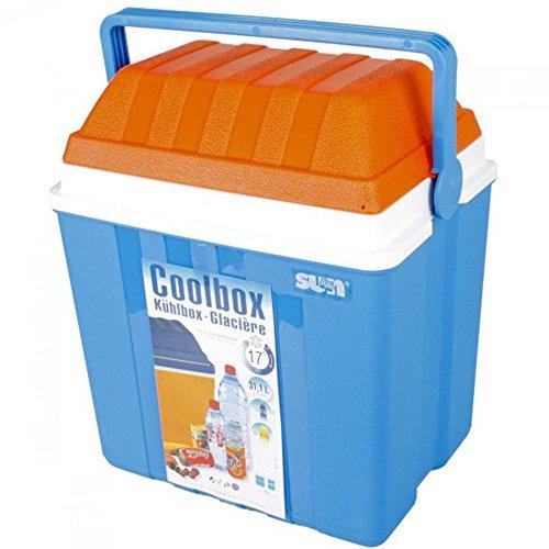 XXL Kühlbox 32 Liter Sun & Fun Kühl box Iso Thermo Kühltasche Camping Thermokorb