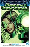 Green Lanterns (2016-) Vol. 1: Rage Planet (English Edition)