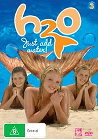 H2O: Just Add Water!: Season 1: Vol. 3 (Dangerous Waters / the Camera Never Lies / Sink or Swim / the Siren Effect) [Region 4]