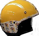 Original Piaggio Jet Helm Jethelm Concept gelb Gr. L SONDERPOSTEN