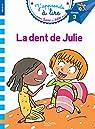 Sami et Julie CP Niveau 3 La dent de Julie par Massonaud