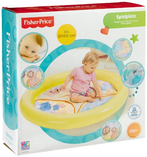 Happy People 40844 - Fisher Price, Spielplatz (Beanie Starter)