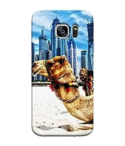Fuson Designer Back Case Cover for Samsung Galaxy S7 :: Samsung Galaxy S7 Duos :: Samsung Galaxy S7 G930F G930 G930Fd (Boy Friend Child Student Dady papa Father Uncle Rajstan)