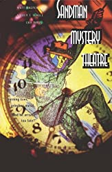 Sandman Mystery Theatre 6: The Hourman and the Python