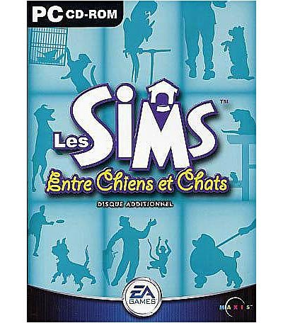 Les Sims 1 : Entre chiens et chats [FR Import]