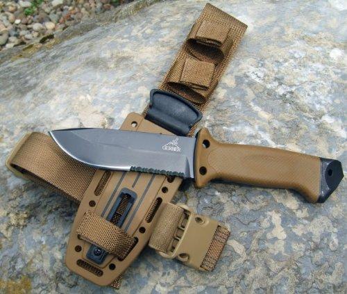 Preisvergleich Produktbild Gerber Bear Grylls Taktisches Messer LMF II INFANTRY B