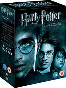 Harry Potter - Complete 8-Film Collection [DVD] [2001]
