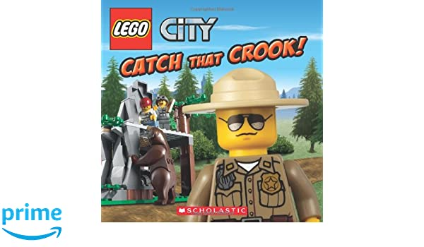LEGO/® City Catch That Crook! 8x8