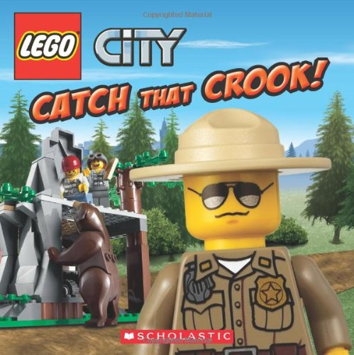 Lego City: Catch That Crook! por Michael Anthony Steele