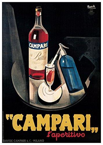 marcello-nizzoli-campari-l-aperitivo-panneaux-mdf-69x98-cm