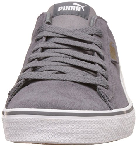 Puma 1948 Vulc, Sneakers Basses Mixte Adulte Gris (Quiet Shade-puma White 07)
