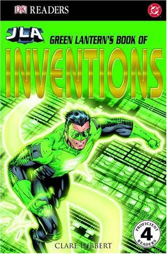 Green Lantern's Book of Inventions