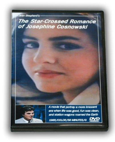 JEAN SHEPHERD - THE STAR-CROSSED ROMANCE OF JOSEPHINE COSNOWSKI (1985) - Films Starcrossed